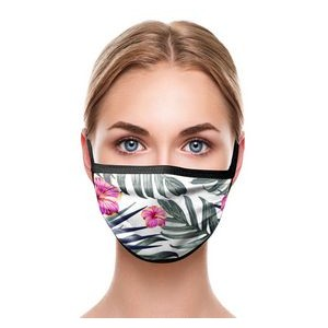 3 layer Cotton Sublimated Reusable Mask